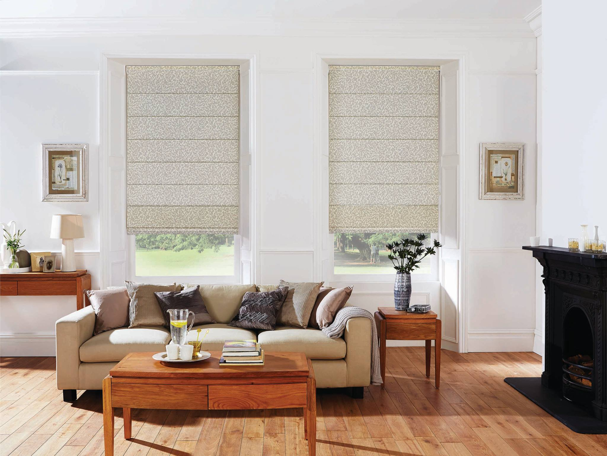 Diy Roman Blinds Online Custom Roman Blinds Online Australia