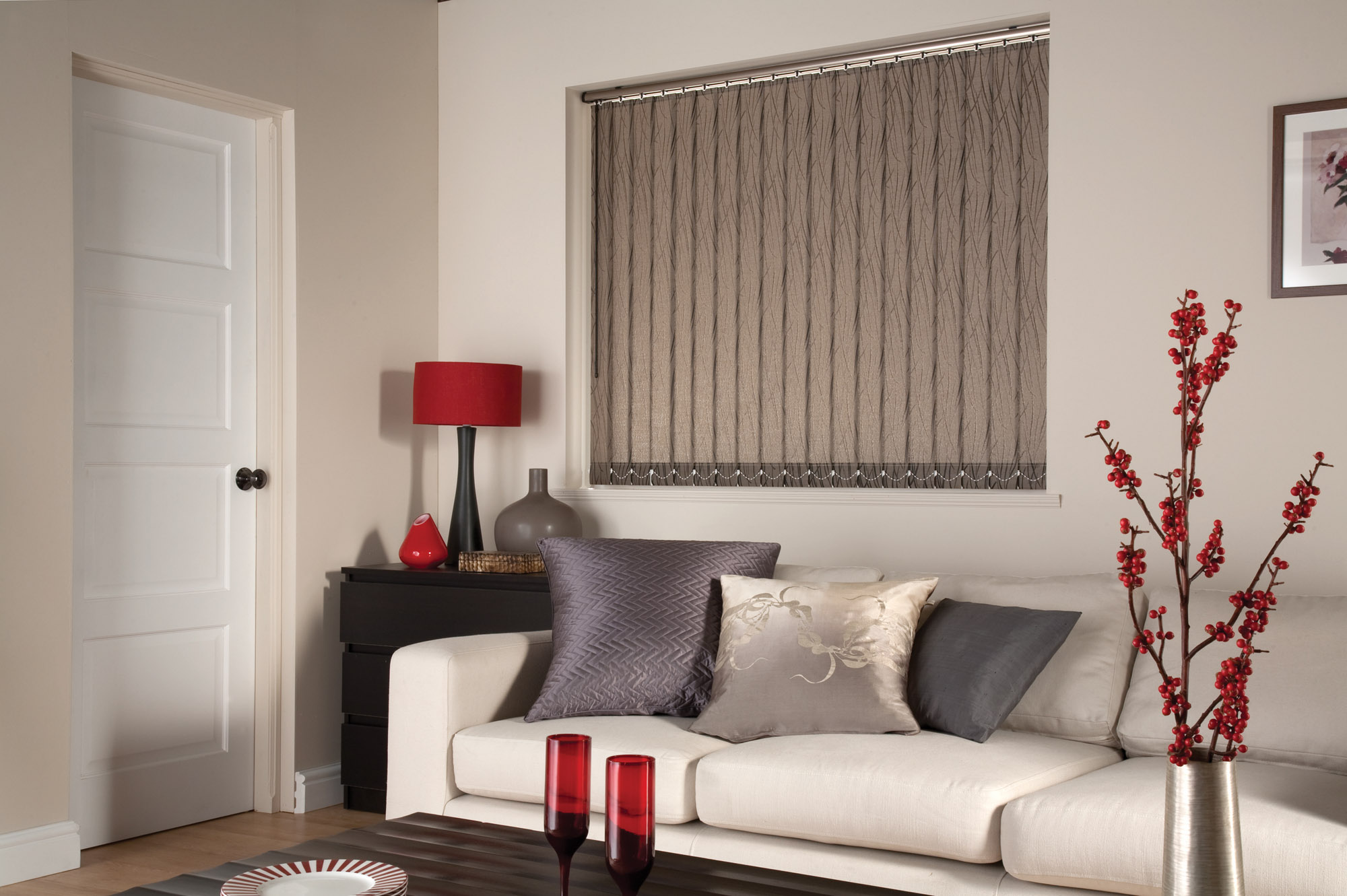 contemporary and blinds give roman look classical you