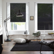 Blinds City Ready Made Roller Blinds_Black Sunscreen